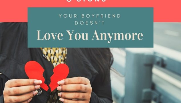 5 Brutally Honest Signs Your Boyfriend Doesn't Love You (Anymore)