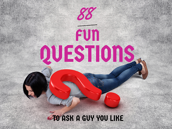 Flirty Text Questions To Ask A Guy