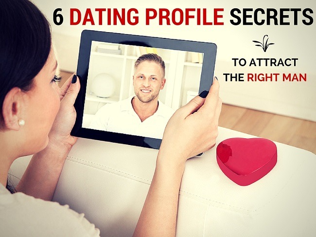 write online dating profile