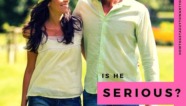 12 Easy Ways to Know if He is Serious about You