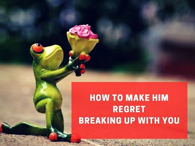 How To Make Him Regret Leaving You Beg To Get Back With You
