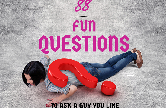 88 Fun Questions to Ask a Guy (You Like)
